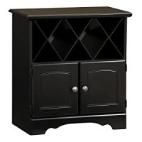 Amazon.com - New Visions by Lane 138-031 Wine Cabinet ...