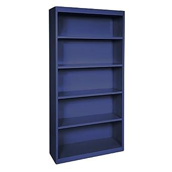 Sandusky Lee Ba40461872 A6 Elite Series Welded Bookcase