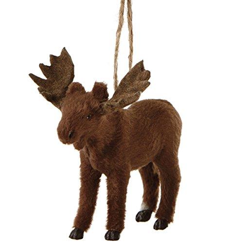moose christmas ornament - Rainforest Islands Ferry - moose christmas decorations