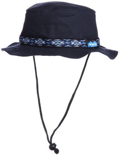 (カブー)KAVU Strap Bucket Hat 11863452 096 Navy S