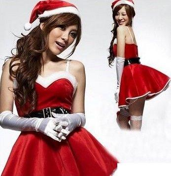 サンタクロース 衣装 レディース サンタ コスプレ 衣装 クリスマス コスチューム Xmas プレゼント