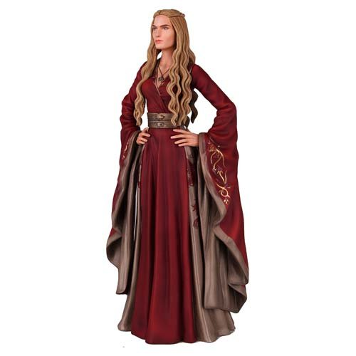 Dark Horse Deluxe Game of Thrones Cersei Baratheon Figure