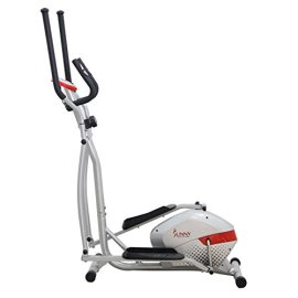Sunny-Health-Fitness-SF-E3416-Magnetic-Elliptical-Trainer-Gray