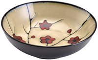 Amazon.com | Pfaltzgraff Studio Aster Round Soup Bowl, 8 ...