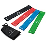 Starwood Sports Exercise Resistance Loop Bands, Set of 4