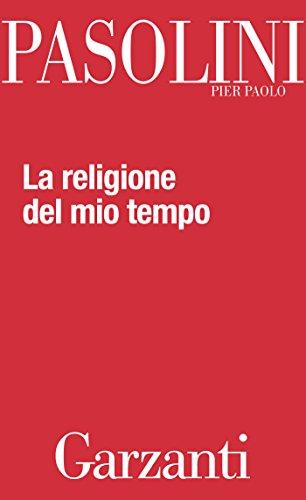 La religione del mio tempo