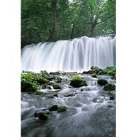 Amazon.com - Waterfall Motion Moving Picture Wall Art ...