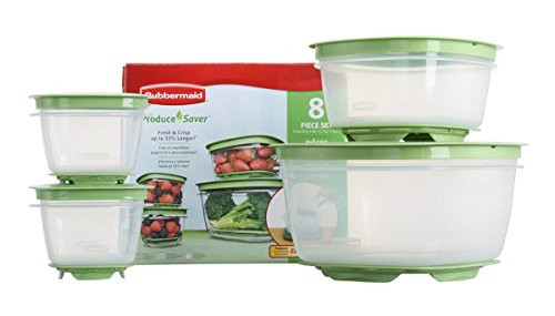 Rubbermaid Produce Square Storage Containers Cookingaholic