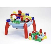 Ecoiffier - 7744 - Jeu De Construction - Table D'veil ...