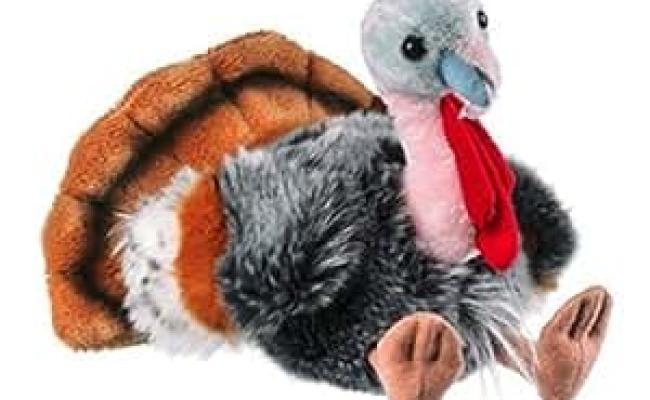 Amazon Turkey Stuffed Animal Plush Toy 8 Toys Games