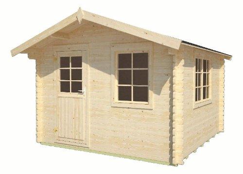 Holz Geräteschuppen kaufen mit Fenstern