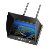 EACHINE-LCD5802D-FPV-Monitor-with-DVR-58G-40CH-7-Inch-OSD-Dual-Receiver-Build-in-Battery