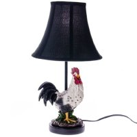 Rooster Table Lamp : Lighting