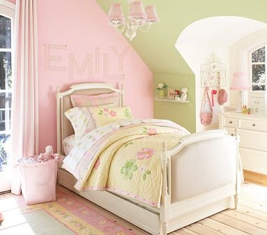 Image of Pottery Barn Kids Darcy Bedroom Set (B001OZCYRM)