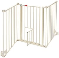 Carlson Flexi Pet Gate Baby Toddler Baby Safety Baby Gates