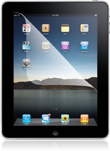 iPadスクリーンプロテクター アンチグレア、指紋防止機能付