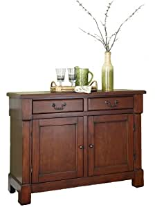 Amazon.com - Home Styles The Aspen Collection Buffet - Buffets & Sideboards