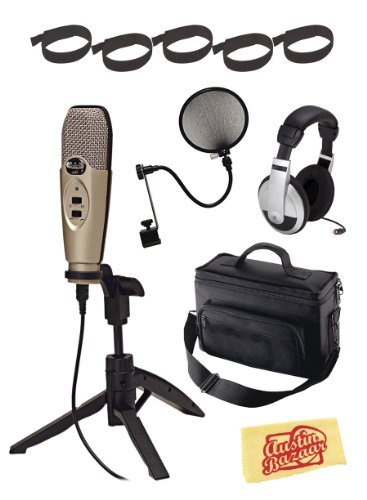 CAD U37 Recording Microphone Headphones Coupon Code