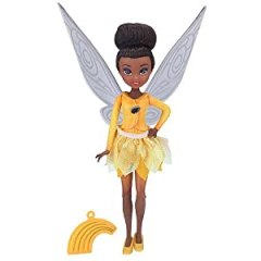 Disney Magic Glow Fairies: Iridessa 4.5 Inch Doll