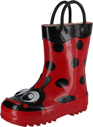 Rain Boots For Kids And Women Bogs Hello Kitty And Ladybugs