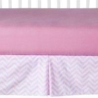 Circo Geo Girl 4pc Crib Baby Bedding Set Home Garden ...