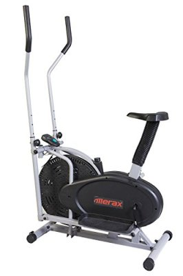 Merax-Exercise-Fan-Bike-Fitness-Machine-Cardio-Training