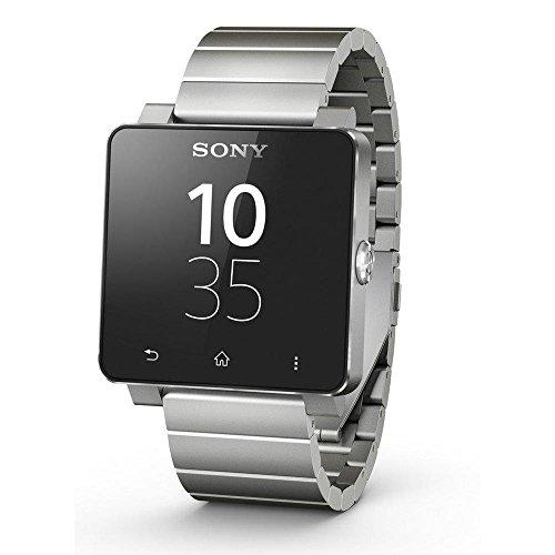 Sony SmartWatch 2 SW2 - Reloj Smart, Android, correa acero...