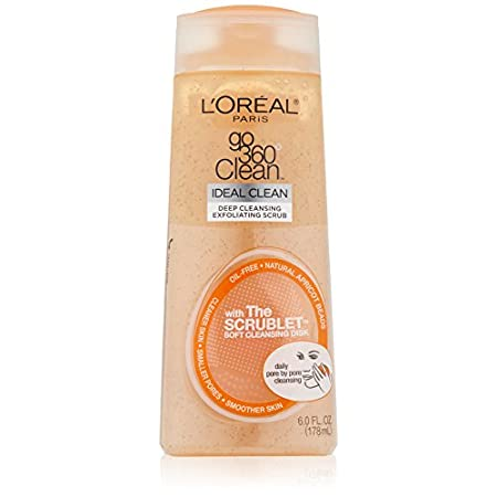 Go 360 Clean offers a complete range of four expertly formulated, high-foam cleansers that are perfectly calibrated to perform with the Scrublet. The Deep Exfoliating Scrub is a gentle yet effective scrub, which exfoliates skin with natural apricot s...