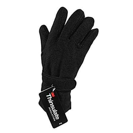 A wonderfully soft, warm pair of THINSULATE fleece gloves. This high quality, well engineered product offers superior insulation properties compared to others on the market. Lined with a soft 3M, 40 gram THINSULATE liner, air becomes trapped between ...