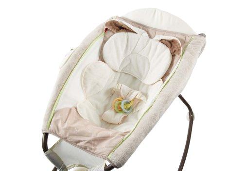 Fisher Price My Little Snugabunny Deluxe Newborn Rock 39n