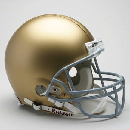 Riddell Notre Fighting Irish Helmet Promotional Codes