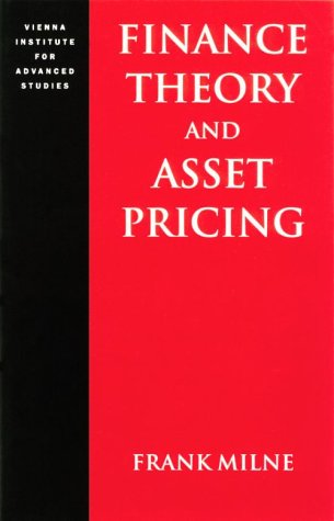 Finance Theory and Asset Pricing (Vienna Institute for Advanced Studies Lecture Notes)
