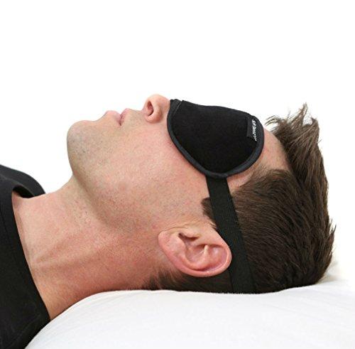 Soft Snooz39zzzar Grande Sleep Mask Larger Size Sleeping