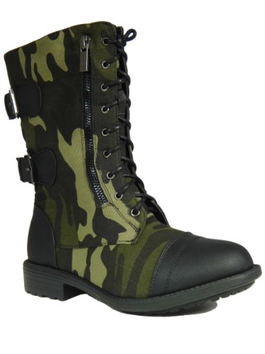 Camo High Heel Shoes And Boots For Women Webnuggetzcom