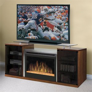 Marana Stand Electric Fireplace Finish Coupons