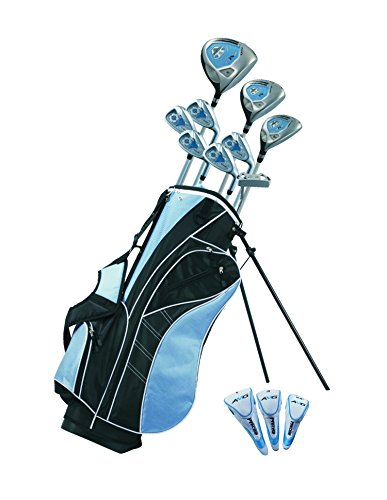 New Deluxe Petite Ladies Complete Golf Package Set (Right Hand) Perfect for golfers between 5ft and 5'5