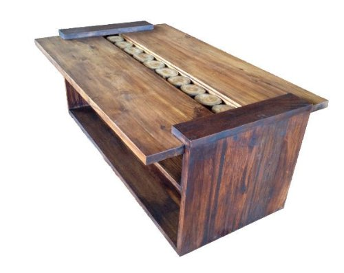 Buy low price bighorn root coffee table natural 18 h x