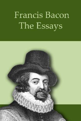 sir francis bacon essays