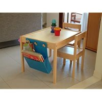 Ryman Childrens Table and Chair Set: IKEA Children's Table ...