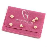 Diamond Earrings: Secure Pierced Earring Backs