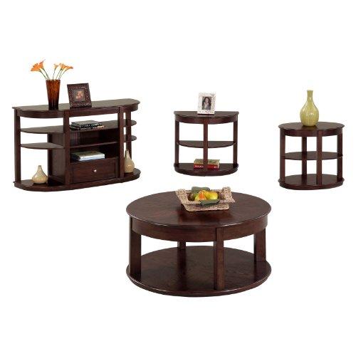 Image of Progressive Furniture Sofa/Console Table - Medium Ash (P543-05)