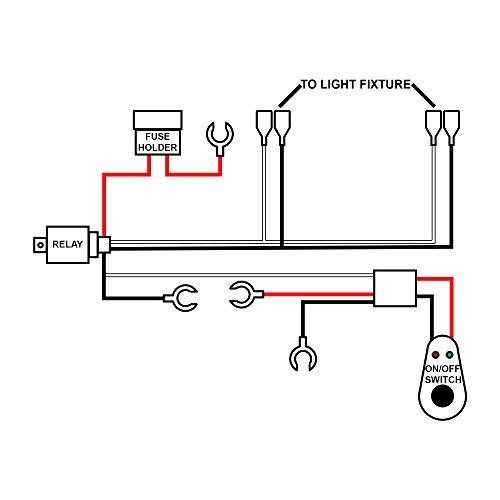 atv led light wiring diagram