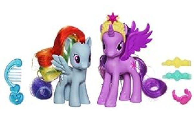 Amazon My Little Pony Princess Twilight Sparkle And