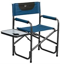 Amazon.com: BLU/GRY Director Chair: Toys & Games