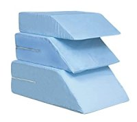 Amazon.com: Mabis DMI Ortho Bed Wedge Leg Rest Cushion ...
