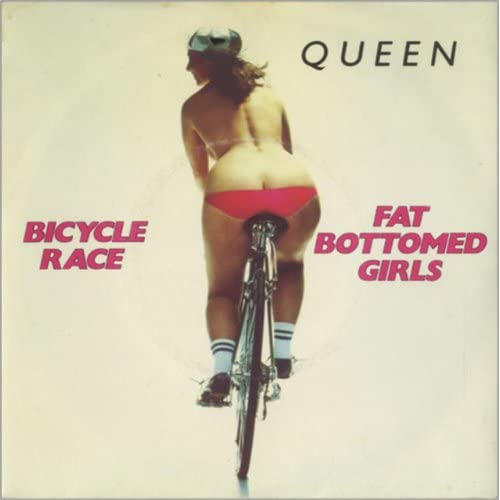 Bicycle Race / Fat Bottomed Girls