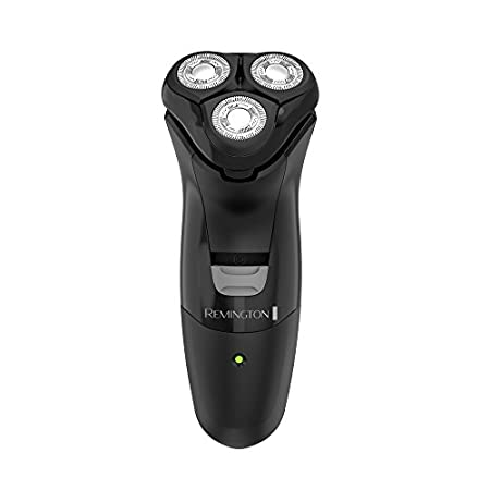 The Remington R3 Power Series Rotary Shaver puts closeness, comfort, and power in the palm of your hands. With Remington's PrecisionCut Heads, TwinTrack Blades, PowerFlex Design, ActiveContour Technology, and more, the Remington R3 Pow...