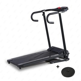 Fitnessclub-500W-Folding-Electric-Motorized-Treadmill-Portable-Running-Gym-Fitness-Machine