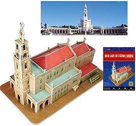 3D Pzzl O Of Fatima 6pcs Promotional Codes
