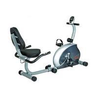 Amazon.com : Health Fitness Magnetic Recumbent Exercise ...